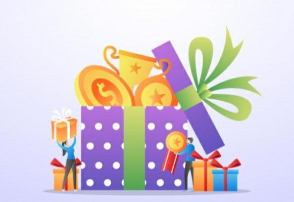 Скидка и подарок